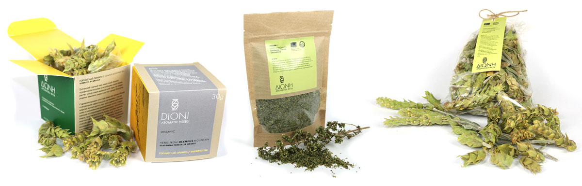 dioni herbs - products